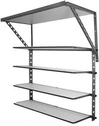 Drop Down Shelves