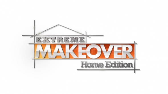 Seen on Extreme Makeover Home Edition