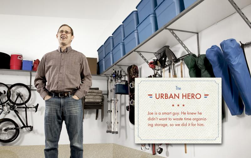 The Urban Hero