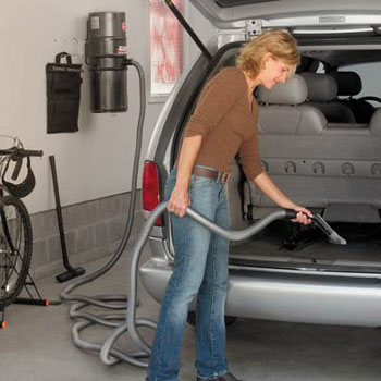 Garage Vacuum Systems In Phoenix